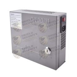 Fuente de Poder / Alto Rendimiento / 11-15 VCD @ 6 Amper / 4 a 8 cámaras / Voltaje de entrada de: 85-264 VCA