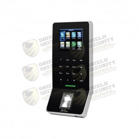 Control de Acceso y Asistencia / PROXIMIDAD / 5000 Tarjetas ID / 3000 Usuarios / ADMS Gratis / WiFi / Teclado Táctil / Estético