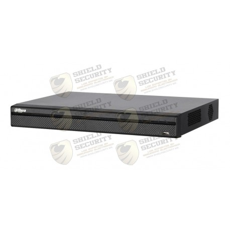 DVR / 16 CH / HDCVI / Pentahibrido / 1080p / 4MP Lite / 720p / H265+ / 8 CH Add 16+8 / IVS / P2P / Smart Audio