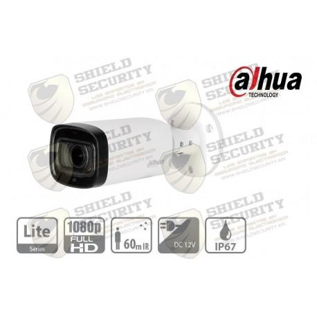 Camara / Bullet / 3 MPX / HDCVI / 1080p / TVI / AHD / CVBS / Lente Motorizado / 2.7 a 12 MM / SMART IR 60 Mts.
