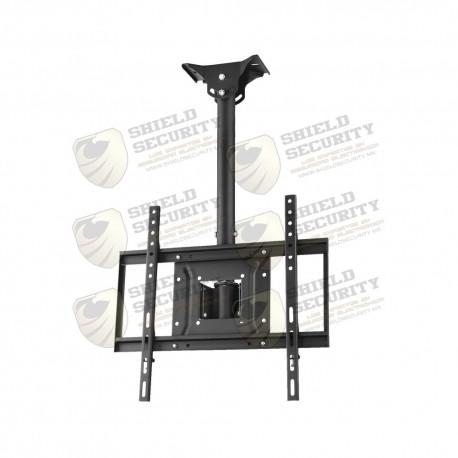"Montaje de techo universal para monitores de 23 a 47"", carga maxima 40kg, Vesa 400x400"