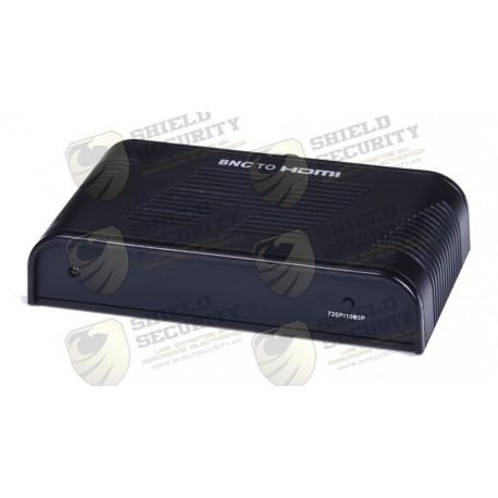 Convertidor de Señal BNC a HDMI
