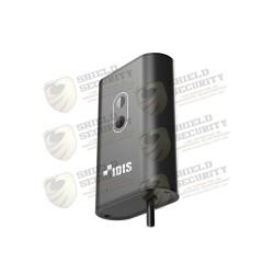 Camara IP / Térmica / Imagen Dual 80x60 (Termica) y 1280x960 (Real) / Termometría / 0.5º Rago de Precisión
