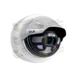 Cámara Serie SAROS con Visión Térmica 90 Grados y Color 2.1MP con Analítica Embedida
