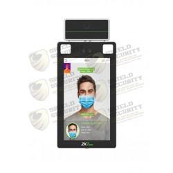 Control de Acceso y Asistencia / Reconocimiento Facial y Palma / Detect de Temperatura y Cubrebocas / Antipandemico / Anti-Suplantación