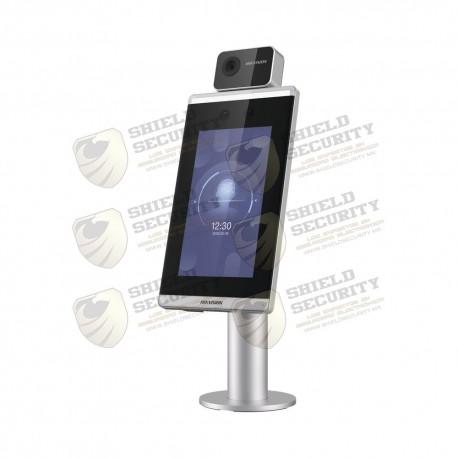 Biometrico Facial / Medición de Temperatura Corporal / Detección de Cubrebocas / Monitoreo por Software y Alerta Embebida