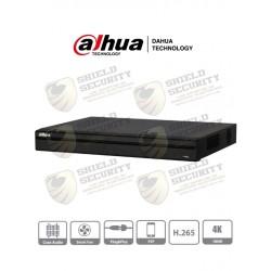 DVR 16 Canales Pentahibrido 4 Megapixeles Lite / 1080p / 720p / H265+ / 8 Ch IP adicionales 16+8 / IVS / 2 SATA Hasta 20TB / P2P / Smart Audio