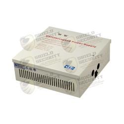 Pack / Fuente de Poder / NO / NC / COM / Incluye Batería de Respaldo / 12 VDC / 3 AMP