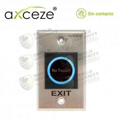 Boton / Sin Contacto / No Touch / Relay Integrado / Activacion Inmediata