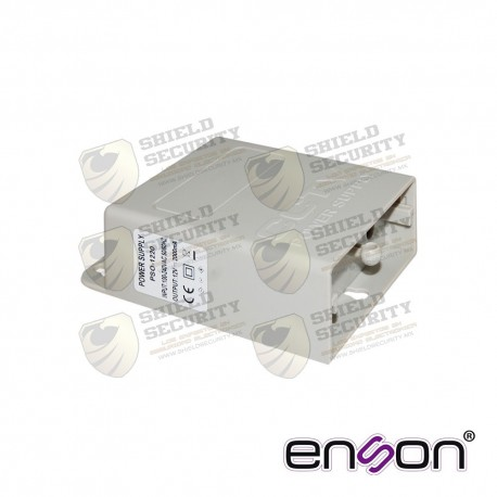 Fuente de Poder / Exterior / Resistente a Intemperie / 12VDC / 2 AMP