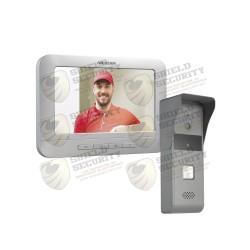 Biométrico Touch de Reconocimiento Facial ULTRA RÁPIDO / Función de TV Portero / [Incluye módulo de Huellas] / Códigos QR