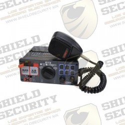 Sirena XCel® / 24 V CC / Micrófono con Control de Luz