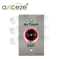 Boton Liberador / Sin Contacto / No Touch / Relay Integrado / Ajuste de Sensibilidad