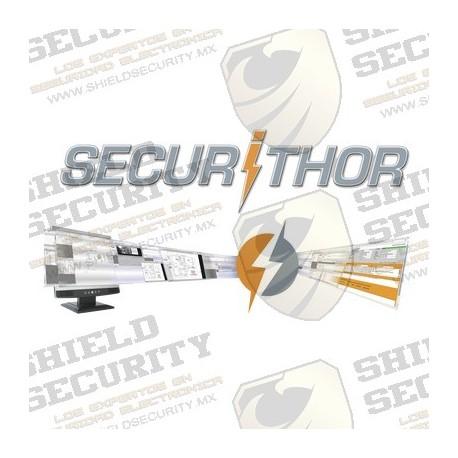 Licencia Securithor / Software de Monitoreo Profesional para Central de Alarmas / Unica Estación / Cuentas ilimitadas.
