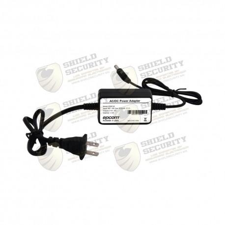 Fuente de Poder / 5 VCD Regulado @ 2A / Voltaje de Entrada: 100-240 VCA