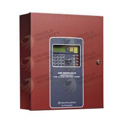 Panel de Detección de Incendio Direccionable / 318 Puntos / Expandible a 636 Puntos