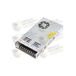 Fuente de Alimentación / 12 VCD / 24 VCD / Torniquetes compatibles XT1000 / XT5000 / XT7000