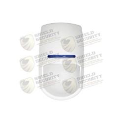 Detector PIR Inalámbrico / Para Panel de Alarma HIKVISION / Inmunidad a Mascotas