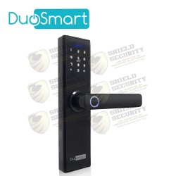Cerradura Biométrica | Wifi | App DUOSMART | Tarjeta ID | Huella Digital | Contraseña | Llave