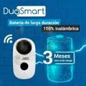 Camara | 100% Inalambrica | Bateria Recargable | Wifi | App DUOSMART