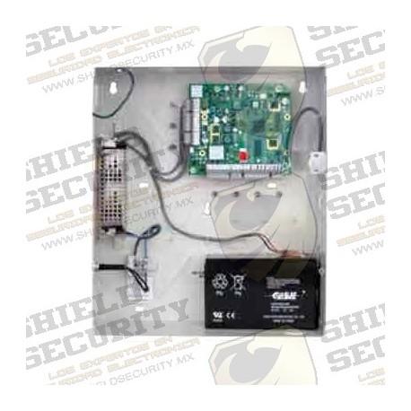 Controlador NETAXS | Interfaz WEB | 2 Puertas | Gabinete Metálico