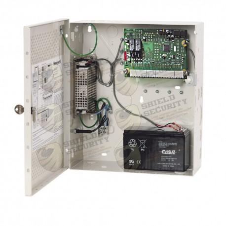 Control de Acceso NETAXS   2 Puertas   Incluye Licencia de Software Win-Pak XE
