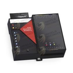 Transmisor Inalámbrico MULTI-PUNTO | 8 Salidas | Expansión del modelo DS005HVAC | Atraviesa 1.6 KM | Más de 80KM con Línea de Vista