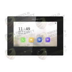 Monitor | IP Lite | Color NEGRO | No Touch | Para Videoportero IP | PoE Estándar | Principal o Esclavo