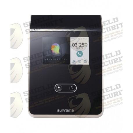Lector Facial (FaceStation 2) | Bluetooth MultiClass SE | Dual RFID (125KHZ EM HID PROX 13.56MHZ Mifare DesFire