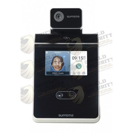 Lector Facial (FaceStation 2) | Notificación por Temperatura Alta | Bluetooth MultiClass SE Dual RFID