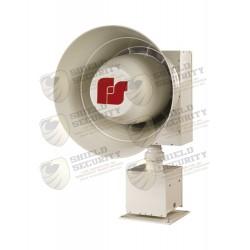 Sirena Rotativa de Alta Potencia Electromecanica | 130dB | 800hz