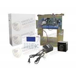 Sistema de Alarma | Panel Hibrido 8 a 144 Zonas | Conexión IP con App PIMALINK2.0 ¡Gratis!