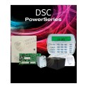Pack POWER ICON | Panel PC1832PCBSPA | 8 Zonas Cableadas | Exp. a 32 Zonas | Teclado ICON PK5501