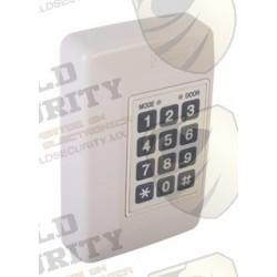 Controlador de una Puerta | Hasta 500 Usuarios | Capacidad de Conexión de 2 Lectoras