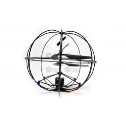 DRONE / CTRL REMOTO / SIN CAMARA / NEGRO