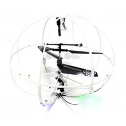 DRONE / CTRL REMOTO / SIN CAMARA / BLANCO