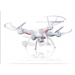 DRONE / CAMARA 2MPX / HEADLESS / BLANCO