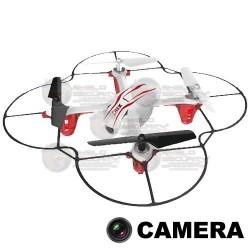 DRONE / CAMARA HD / BLANCO