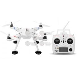 DRONE / BASE P/CAMARA / PROFESIONAL / GPS / HEADLESS / BLANCO