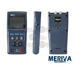 Tester LCD / Bateria / Salida 12 VDC / Multimetro