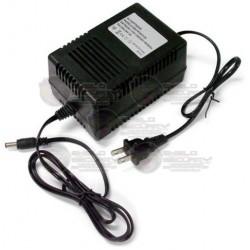 Fuente de Poder / Salida 24 VCA / 3 Amp / Para cámaras PTZ / Entrada 110-240 VCA / 50/60 Hz