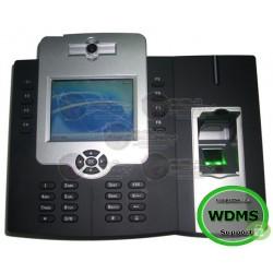Control de Acceso / Profesional / Cámara / 50,000 Huellas / 800,000 Registros / TCP/IP / USB