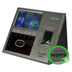 Control de Acceso / Facial / 1,200 Rostros / 2,000 Huellas / 10,000 Tarjetas ID / TCP/IP / USB