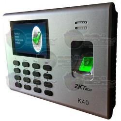 Control de Acceso / Asistencia / 1,000 Huellas / TCP/IP / USB / Batería Incluida