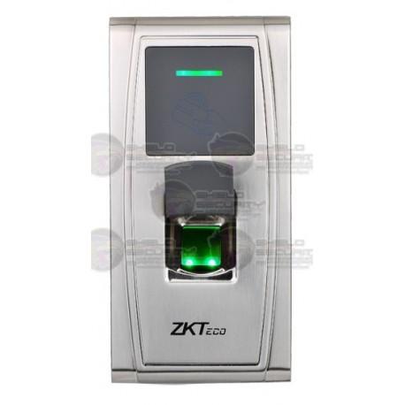 Lector Biometrico / Apertura de Puerta / 1,500 Huellas / 10,000 Tarjetas ID / 100,000 Registros / IP54