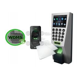 Control de Acceso / Profesional / Entradas & Salidas / Tarjetas ID / 3, 000 Huellas / 50,000 Registros / TCP/IP / USB