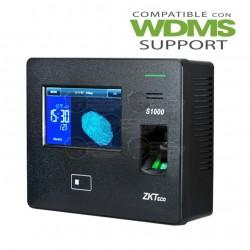 Control de Asistencia / Pantalla Touch / 4.3 Pulg. / 20,000 Huellas / Comp. con WMDS y ZKTime Web