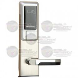 Cerradura / Standalone / Derecha / para Hotel / Tarjetas Mifare / 13.56 Mhz / 4 Baterías AAA / Software Incluido