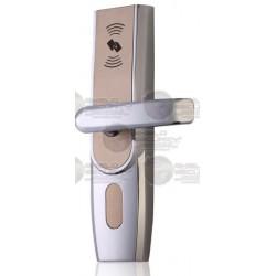 Cerradura / Standalone / Izquierda / para Hotel / Tarjetas Mifare / 13.56 Mhz / 4 Baterías AAA