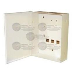 Gabinete para Fuente de Poder / Acero Calibre 26 / Pintura Beige Electrostática